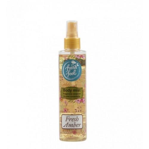 Fresh Amber парфмиран спреј за тело 200 ml