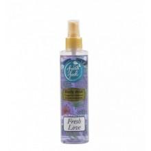 Fresh Love парфмиран спреј за тело 200 ml