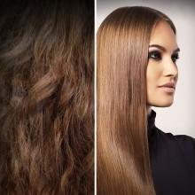 СИСТЕМ за трајно исправување на коса (со кератин) KAYPRO