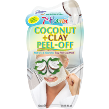 7th Heaven COCONUT+CLAY - пилоф маска со кокос