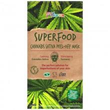 Super Food Canabis Sativa  - маска со канабис