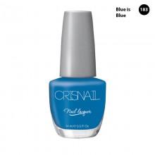 Сини лакови за нокти CRISNAIL 14мл