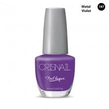 Виолетови лакови за нокти CRISNAIL 14мл